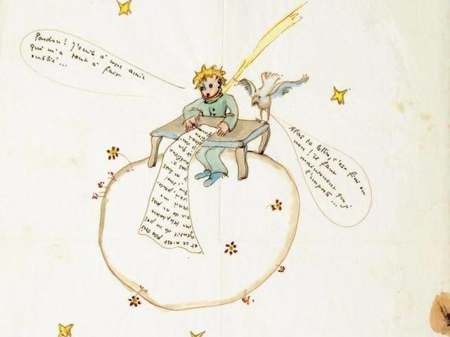 Il lamento del piccolo principe nelle lettere di Saint-Exupéry