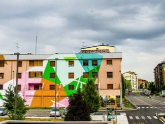 Mantova | Without Frontiers – Lunetta a Colori