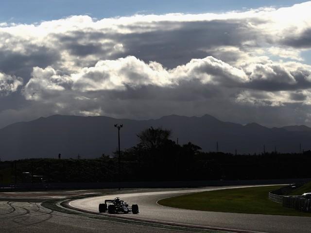 Formula 1 - Il tifone Hagibis minaccia il GP del Giappone