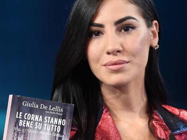 Giulia De Lellis attrice: il 22 ottobre debutta su Witty Tv la serie 'Una vita in bianco'
