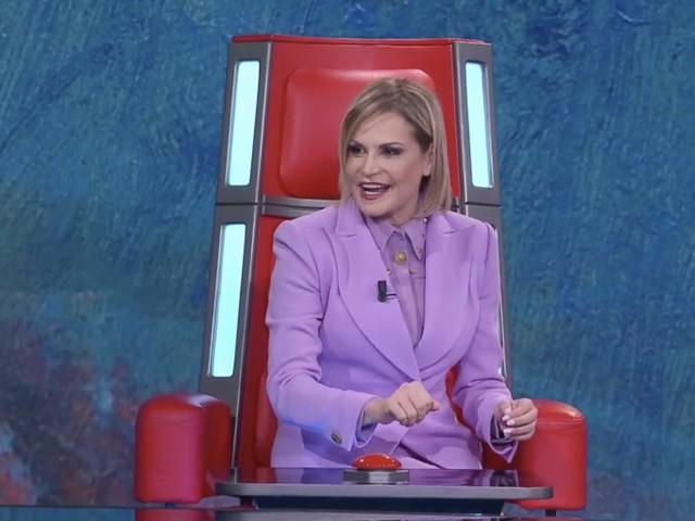Simona Ventura da Fabio Fazio parla di Mahmood e di The Voice, poi lancia una frecciatina ad alcune donne che conosce