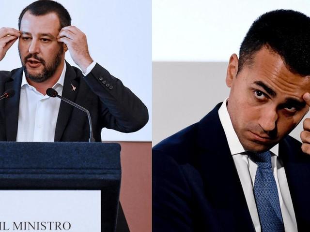 Abuso d'ufficio, scontro Salvini-Di Maio: 'Blocca il Paese', 'Più lavoro e meno str...e'