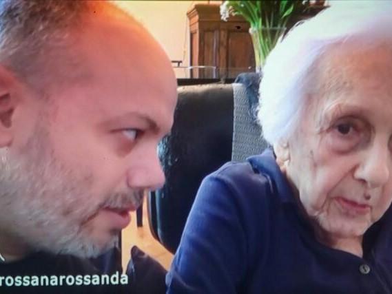 Addio a Rossana Rossanda, fondatrice de Il Manifesto e dirigente del PCI