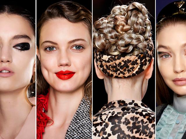 Le 10 tendenze beauty make up e capelli dell'autunno inverno 2020/21