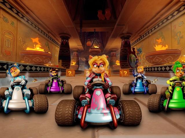 Il primo update di Crash Team Racing Nitro Fueled con il Grand Prix arriva il 3 luglio
