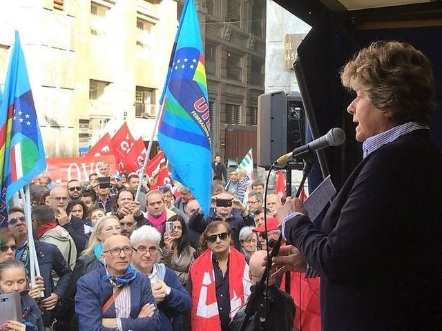 «Se il governo non ci ascolta la mobilitazione continua»