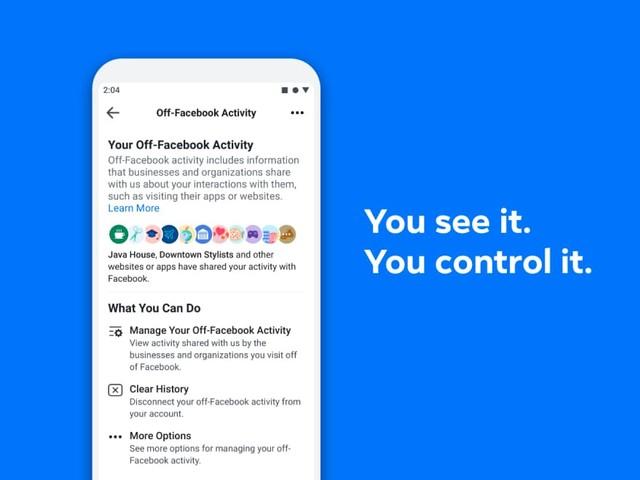 Facebook ha un nuovo strumento per dimenticarsi cosa fate fuori dal social