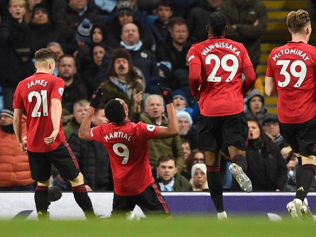 City-United 1-2: gol e highlights del derby di Manchester