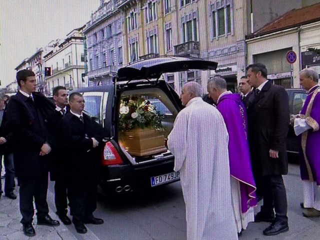 Pescara, l'ultimo saluto a Edoardo Tiboni
