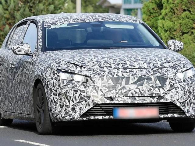 Nuova Peugeot 308: la terza generazione arriverà nel 2021 con un design rinnovato