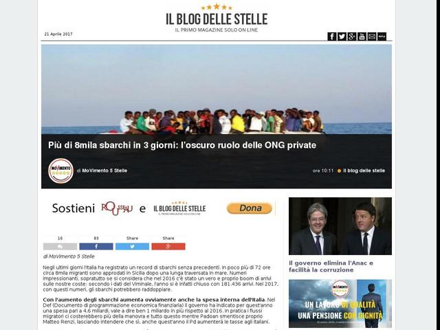 Più di 8mila sbarchi in 3 giorni: l'oscuro ruolo delle ONG private
