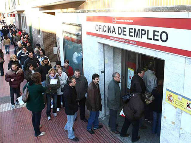 Spagna, disoccupazione 4° trimestre sale oltre le attese