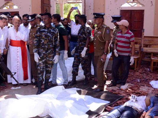 Pasqua di sangue in Sri Lanka. Stragi simultanee in hotel e chiese