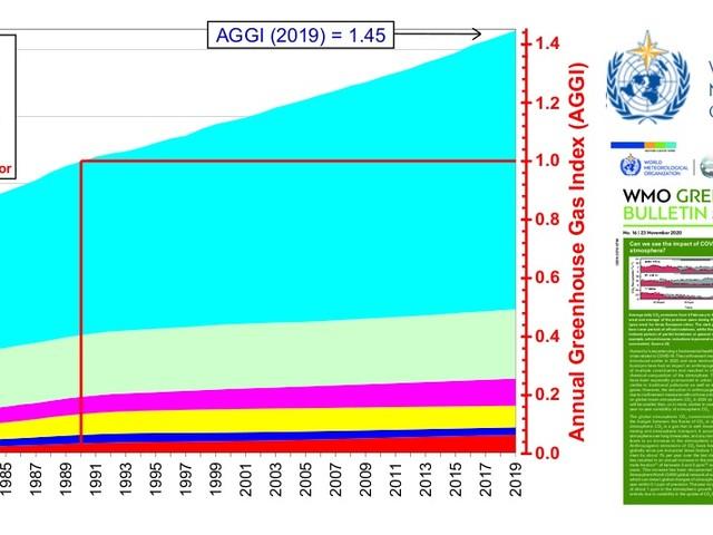 Wmo: livelli di CO2 atmosferica record, nonostante il lockdown per il Covid-19 (VIDEO)