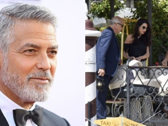 """""""Sono la fotocopia di George Clooney"""". I gemellini sono cresciuti: foto"""