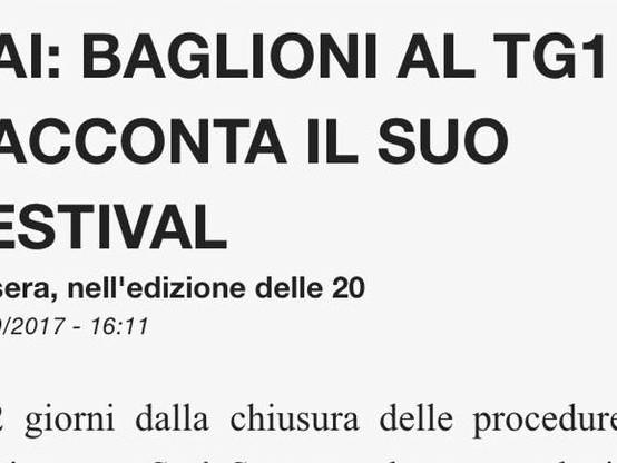 Claudio Baglioni stasera parlerà del suo Festival