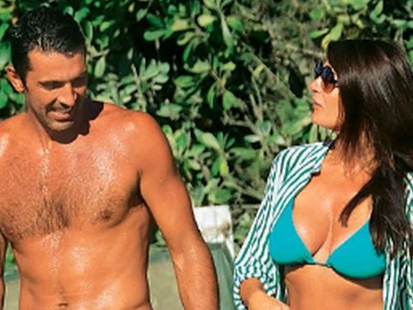 Buffon e Ilaria D'Amico pronti al matrimonio: ecco l'ultimo ostacolo prima del sì