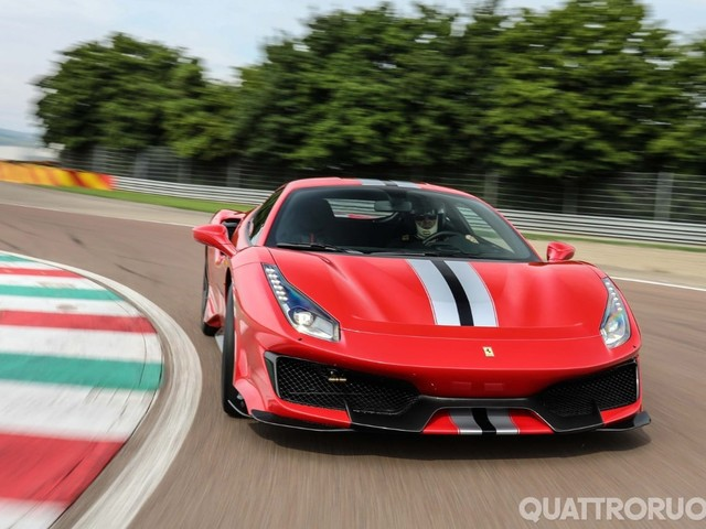 Engine of the Year 2019 - Nuova vittoria per il V8 biturbo Ferrari