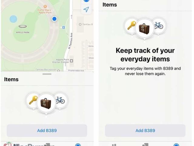 Apple Tags, iOS 13 conferma l'arrivo dei tracker per gli oggetti