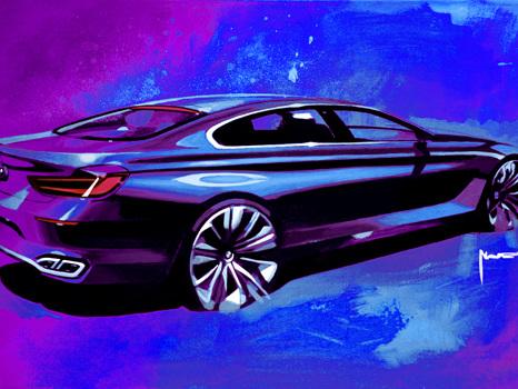 BMW al Salone dell'Auto di Ginevra