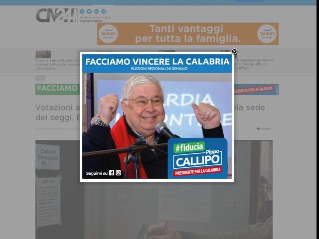 """Votazioni ad Altomonte, sindaco annuncia: """"cambia sede dei seggi. Ecco quali"""""""