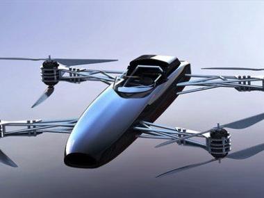 Auto volanti: nel 2020 la prima gara