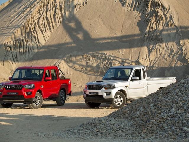 Mahindra lancia in Europa il nuovo veicolo commerciale GOA Pik-Up Plus