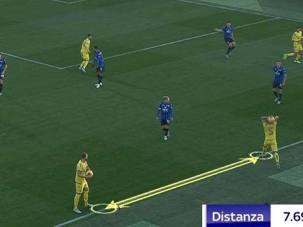 Atalanta-Verona, il Var sul primo gol di Di Carmine: cosa dicono regolamento e protocollo
