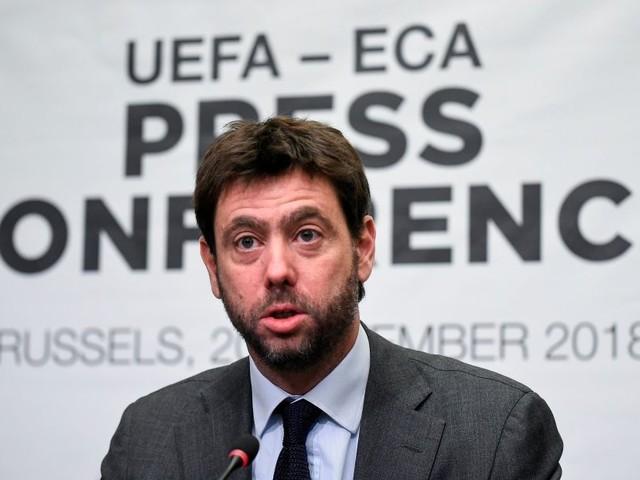 Eca: «L'attuale struttura delle coppe non funziona per i club»