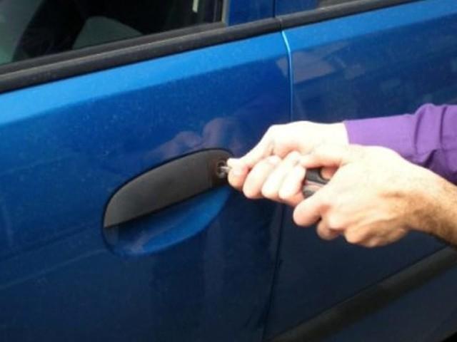Furti di auto, aumentano le segnalazioni dei cittadini: in città si registra un calo dei reati