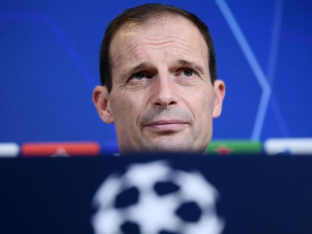 """Juventus, Allegri: """"A Berna per la vittoria e il primo posto. Ronaldo sarà in campo"""""""