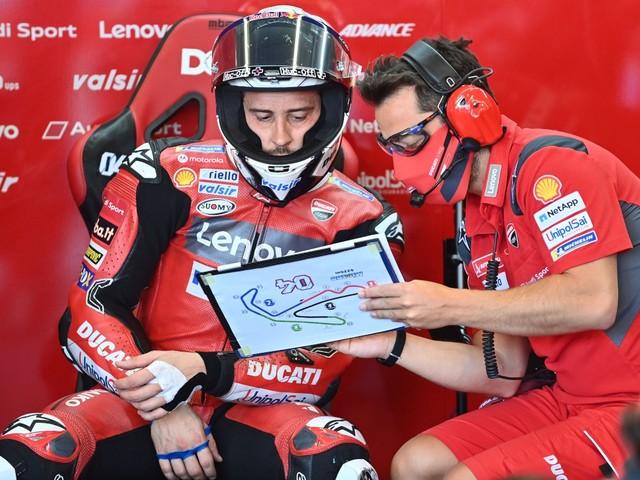 """Dovizioso: """"Vi spiego il mio problema con questa Ducati"""""""