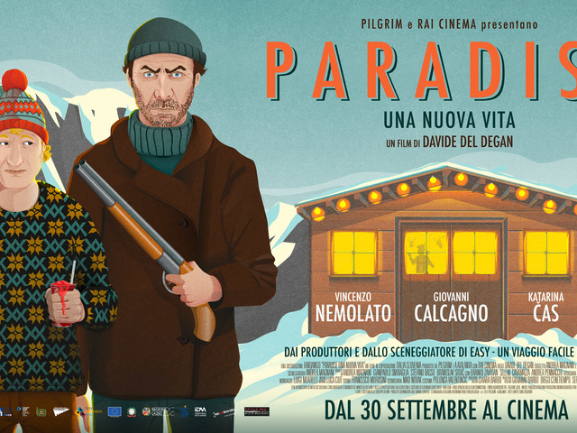 """BlogSicilia vi porta al cinema, biglietti gratis per """"Paradise – Una nuova vita"""" (TRAILER)"""