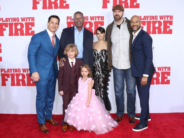 Non si scherza col fuoco: il nuovo film con John Cena