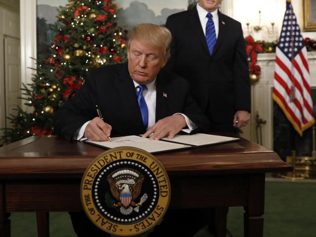 Trump sposta l'ambasciata a Gerusalemme, l'annuncio e i fatti
