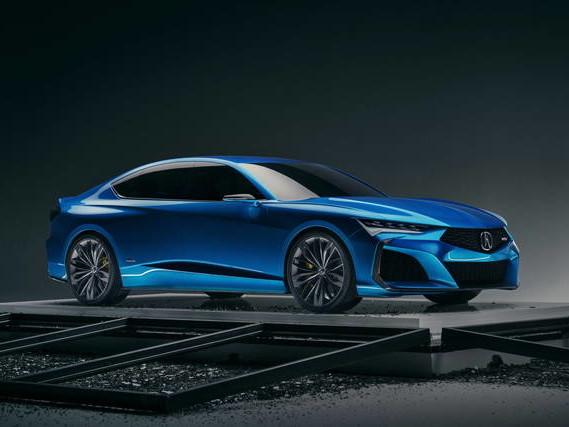 Acura Type S: un assaggio della nuova TLX
