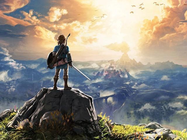 Breath of the Wild è lo Zelda più venduto di sempre negli USA