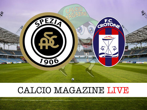 Spezia – Crotone: cronaca diretta live, risultato in tempo reale