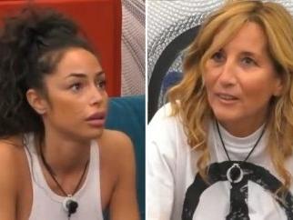 """Raffaella Fico contro Jo Squillo al Gf Vip: """"Passo per la strega di turno"""""""