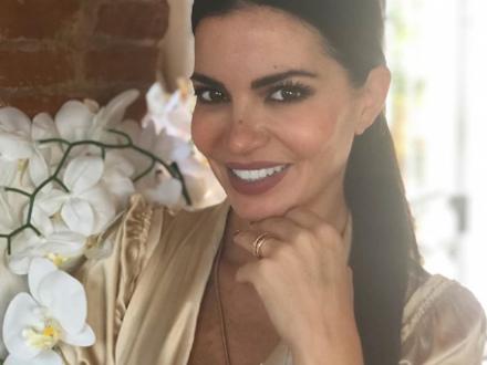 """Laura Torrisi e la prima volta che ha conosciuto Pieraccioni: """"Ho tamponato"""""""