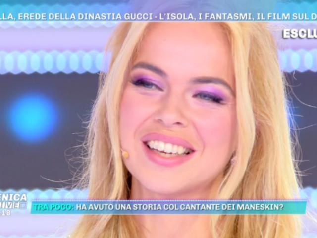 """Drusilla Gucci: """"Damiano dei Maneskin? Mai conosciuto!"""", due di picche ad ex naufrago"""