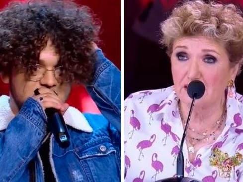 """Da Caccamo a """"X Factor"""", chi è il 17enne con l'aria da """"sfigato"""" a cui Mara ha dato del """"co***one"""""""