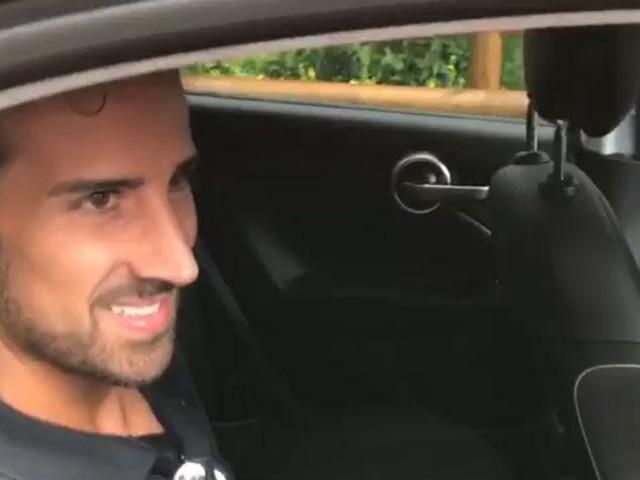 Lazio, Di Gennaro arriva ad Auronzo di Cadore