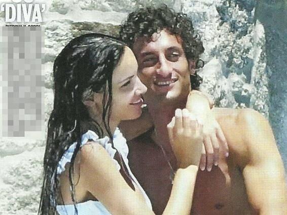 Michela Quattrociocche e Giovanni Naldi, la prima foto di coppia li immortala a Mykonos