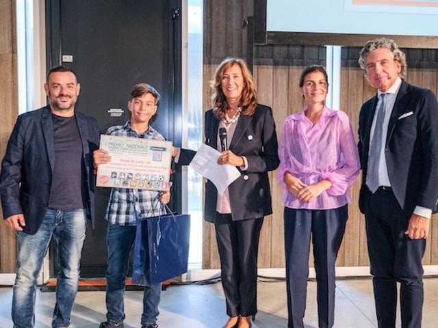 Studente dell'Istituto Comprensivo Peppino Impastato di Veglie vince il Concorso Nazionale Federchimica Giovani per le scuole medie