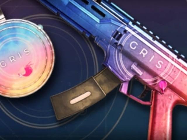 Gris è un gioco assolutamente non violento ma è diventato una skin per un'arma di Rainbow Six: Siege