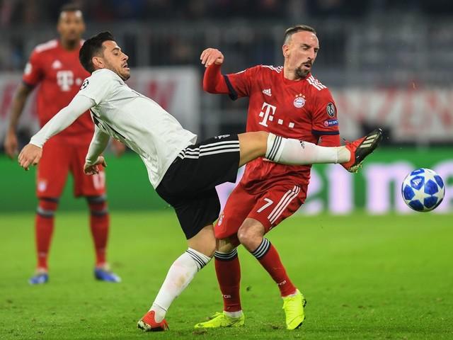 Bistecca d'oro, il provvedimento del Bayern contro Ribery