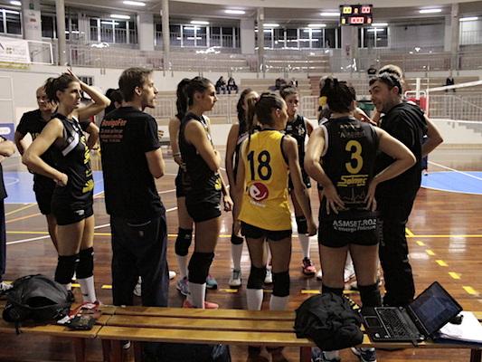Volley serie B2. Vittoria in rimonta per Fruvit