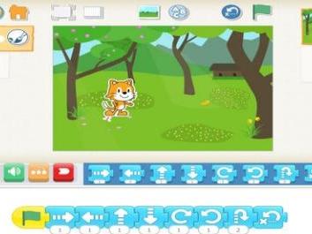 """Un app per tutti i gusti: """"Scratch Junior"""""""