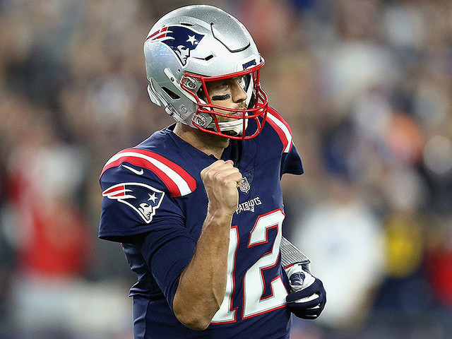 Patriots-Giants News, Notes & Fun Facts: Pats Are Pretty Good On Thursday Nights